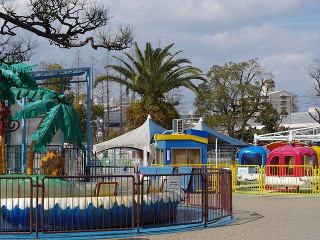 刈谷交通公園(交通児童遊園)乗り物50円で1日満喫!プラネタリウム・駐車場・お弁当持ち込みは?