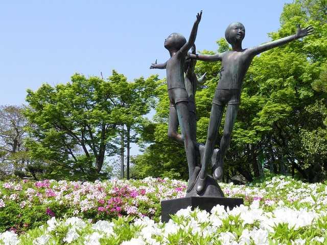 大倉公園のつつじまつり2018見ごろ・駐車場・トイレ情報のまとめ【愛知県大府市】
